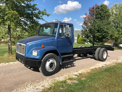 2000 Freightliner FL 70 for sale at Ken's Auto Sales & Repairs in New Bloomfield MO
