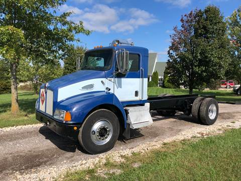 2005 Kenworth T300 for sale in New Bloomfield, MO