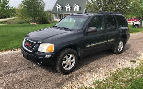 2004 GMC Envoy for sale in New Bloomfield, MO