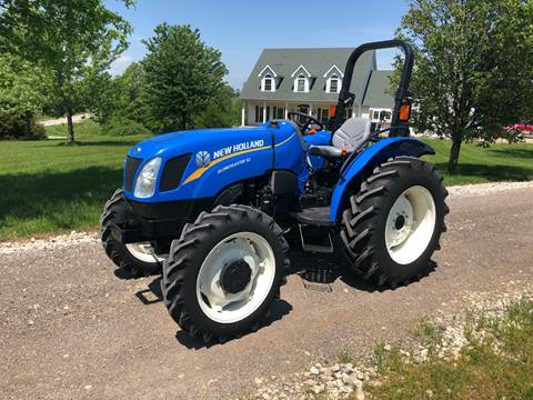 2015 New Holland Workmaster 50  for sale in New Bloomfield, MO