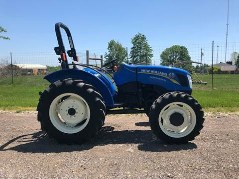 2015 New Holland Workmaster 50