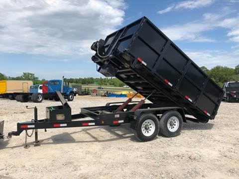 2019 Doolittle Roll Off Container Trailer for sale in New Bloomfield, MO