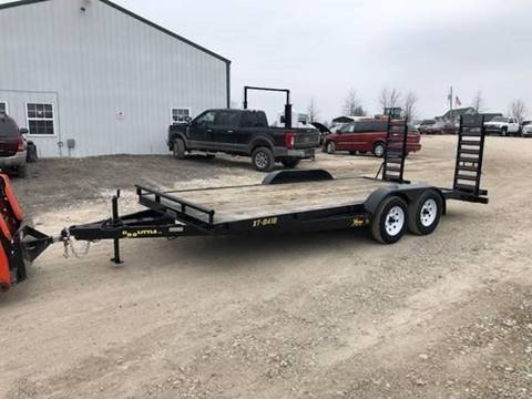 2009 Doolittle 84X18 Flatbed for sale in New Bloomfield, MO