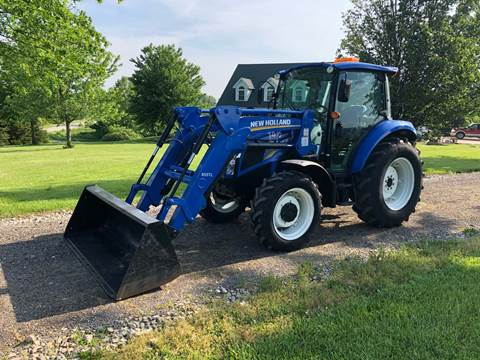 2011 New Holland T4.75 for sale in New Bloomfield, MO