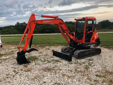 2020 Kubota KX121-3 for sale in New Bloomfield, MO