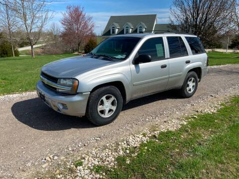 2006 Chevrolet TrailBlazer for sale at Ken's Auto Sales & Repairs in New Bloomfield MO