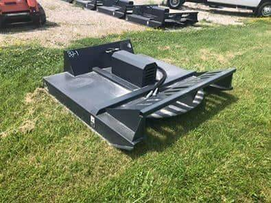 2020 Wolverine Skid Steer Brush Cutter for sale at Ken's Auto Sales & Repairs in New Bloomfield MO