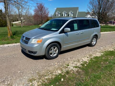 2008 Dodge Grand Caravan SXT for sale at Ken's Auto Sales & Repairs in New Bloomfield MO
