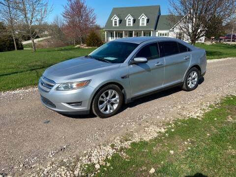 2011 Ford Taurus SEL for sale at Ken's Auto Sales & Repairs in New Bloomfield MO