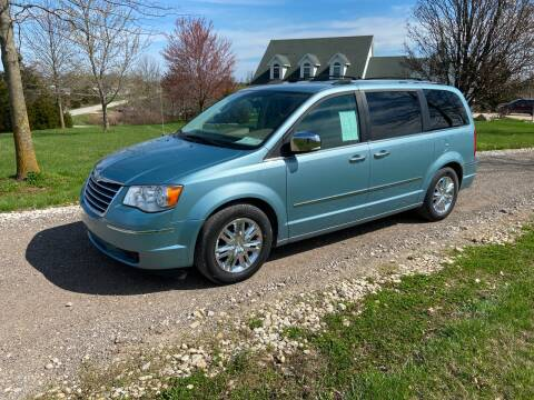 2008 Chrysler Town and Country for sale at Ken's Auto Sales & Repairs in New Bloomfield MO