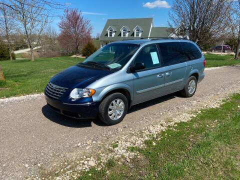 2005 Chrysler Town and Country Touring for sale at Ken's Auto Sales & Repairs in New Bloomfield MO