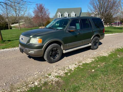 2004 Ford Expedition Eddie Bauer for sale at Ken's Auto Sales & Repairs in New Bloomfield MO