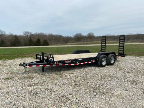 2016 Load Trail 20' for sale at Ken's Auto Sales & Repairs in New Bloomfield MO
