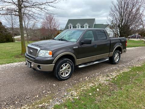 2006 Ford F-150 Lariat for sale at Ken's Auto Sales & Repairs in New Bloomfield MO