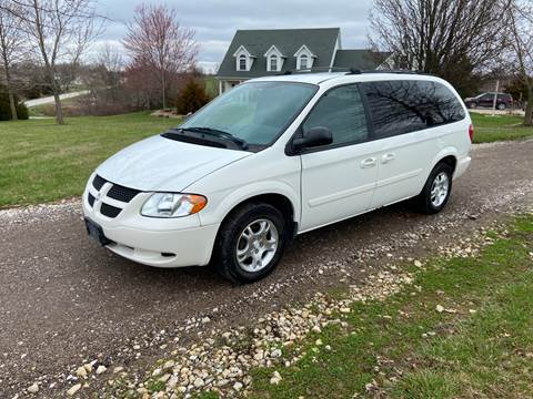 2004 Dodge Grand Caravan SXT for sale at Ken's Auto Sales & Repairs in New Bloomfield MO
