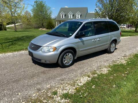 2004 Chrysler Town and Country for sale at Ken's Auto Sales & Repairs in New Bloomfield MO