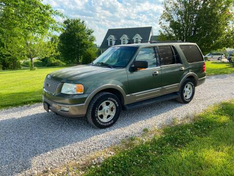 2003 Ford Expedition for sale at Ken's Auto Sales & Repairs in New Bloomfield MO