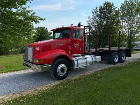 1992 International 9400 6x4 Logging Twin Screw for sale at Ken's Auto Sales & Repairs in New Bloomfield MO