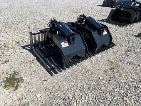 2021 Stout HD72-3 Rock & Brush Skid Steer for sale at Ken's Auto Sales & Repairs in New Bloomfield MO