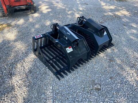 2021 Stout HD72-3 Grapple Bucket Closed for sale at Ken's Auto Sales & Repairs in New Bloomfield MO