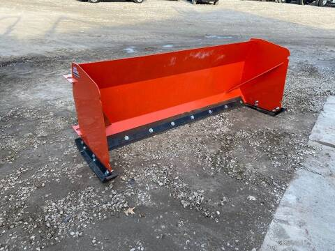 "2020 Snow Pusher Skid Steer 92"" Snow Pusher Box for sale at Ken's Auto Sales & Repairs in New Bloomfield MO"