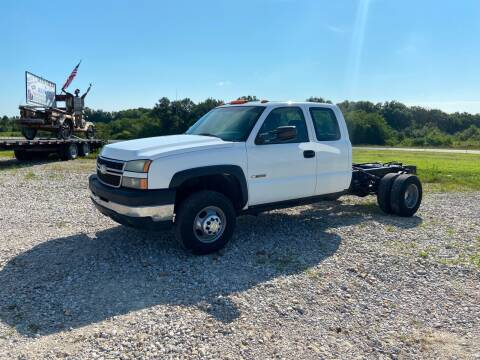 2007 Chevrolet Silverado 3500 CC Classic for sale at Ken's Auto Sales & Repairs in New Bloomfield MO