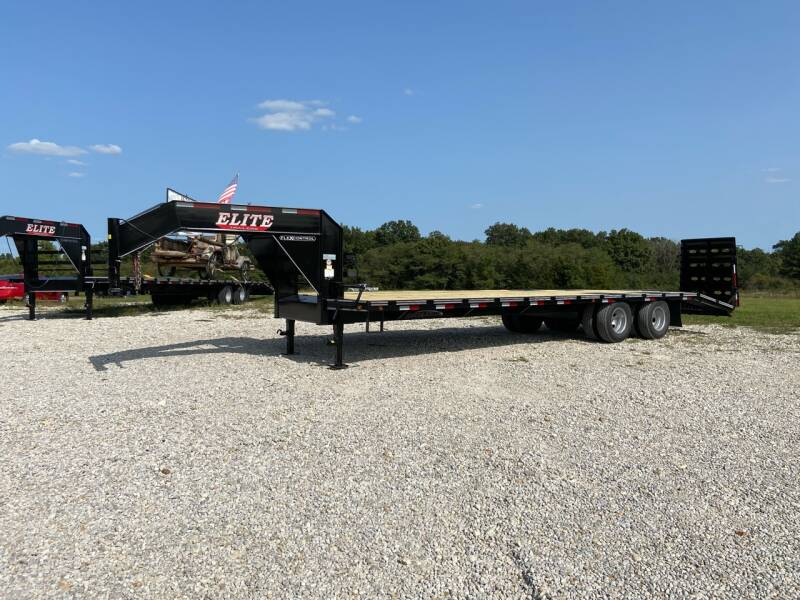 2021 Elite 30' Low Profile Deck Over for sale at Ken's Auto Sales & Repairs in New Bloomfield MO