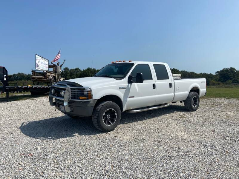 2005 Ford F-250 Super Duty for sale at Ken's Auto Sales & Repairs in New Bloomfield MO