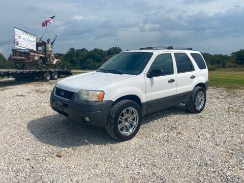 2004 Ford Escape for sale at Ken's Auto Sales & Repairs in New Bloomfield MO