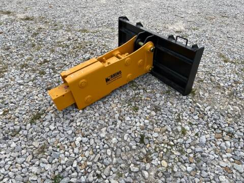 2021 Rhino Hydraulic Hammer/Breaker for sale at Ken's Auto Sales & Repairs in New Bloomfield MO