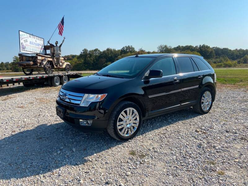 2008 Ford Edge for sale at Ken's Auto Sales & Repairs in New Bloomfield MO