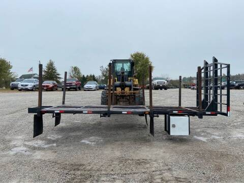 2021 Heavy Duty  Logging Truck Bed for sale at Ken's Auto Sales & Repairs in New Bloomfield MO