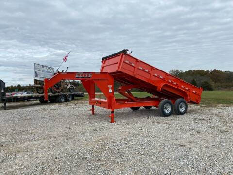 "2021 Elite 83"" x 16' Dump Trailer for sale at Ken's Auto Sales & Repairs in New Bloomfield MO"