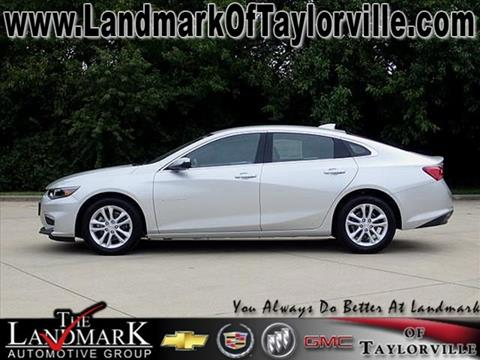 2018 Chevrolet Malibu for sale in Taylorville, IL