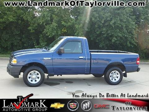 2008 Ford Ranger for sale in Taylorville, IL