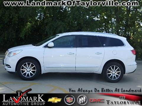 2017 Buick Enclave for sale in Taylorville, IL