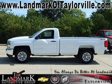 2018 Chevrolet Silverado 1500 for sale in Taylorville, IL