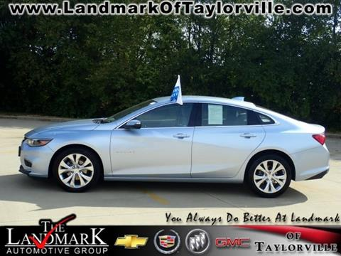 2017 Chevrolet Malibu for sale in Taylorville, IL