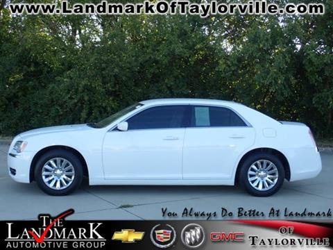 2013 Chrysler 300 for sale in Taylorville, IL