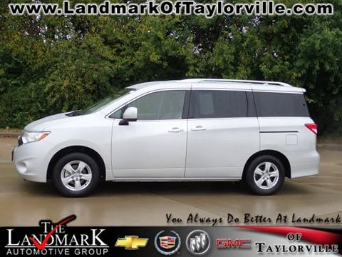 2017 Nissan Quest for sale in Taylorville, IL