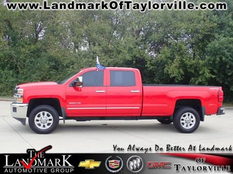 2015 Chevrolet Silverado 3500HD for sale in Taylorville, IL