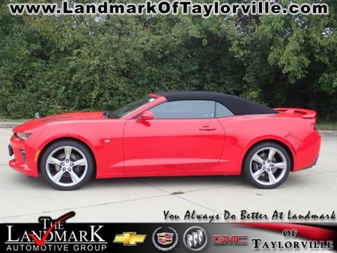 2017 Chevrolet Camaro for sale in Taylorville, IL