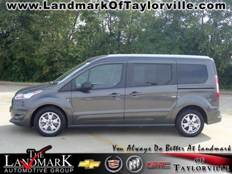 2017 Ford Transit Connect Wagon for sale in Taylorville, IL