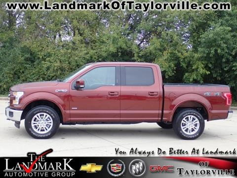 2017 Ford F-150 for sale in Taylorville, IL