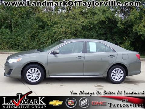 2014 Toyota Camry for sale in Taylorville, IL