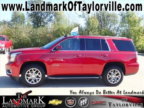 2015 GMC Yukon for sale in Taylorville, IL