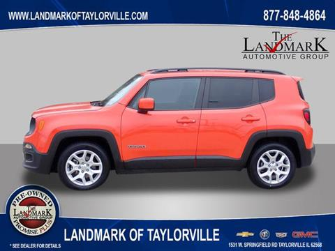 2016 Jeep Renegade for sale in Taylorville, IL