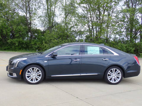 2019 Cadillac XTS for sale at LANDMARK OF TAYLORVILLE in Taylorville IL