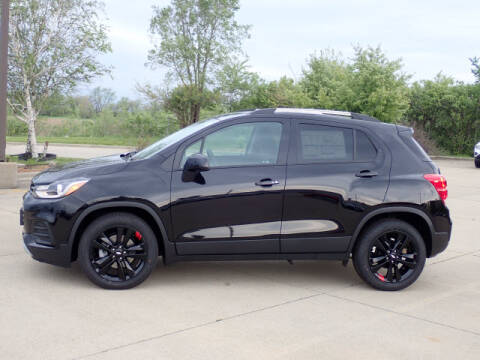 2020 Chevrolet Trax for sale at LANDMARK OF TAYLORVILLE in Taylorville IL