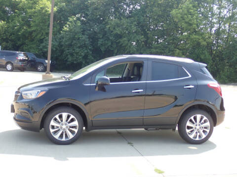2020 Buick Encore for sale at LANDMARK OF TAYLORVILLE in Taylorville IL